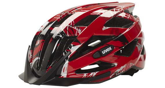 UVEX i-vo c helm rood